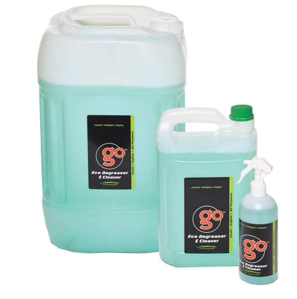 GO Eco Degreaser - 100% bio-degradeable